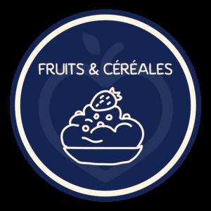 Vertu Food - Fruits & Céréales