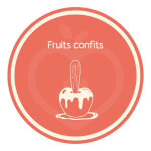 Vertu Food - Fruits confits