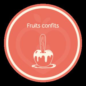 Vertu Food - Fruits confits