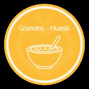 Vertu Food - Granola - Mueslis