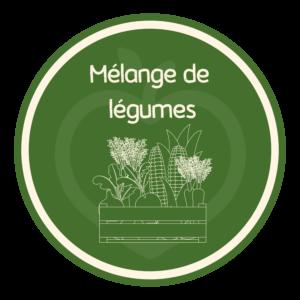 Vertu Food - Mélange de légumes