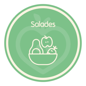 Vertu Food - Salades